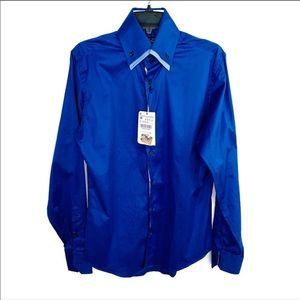 Zara men's medium dress shirt